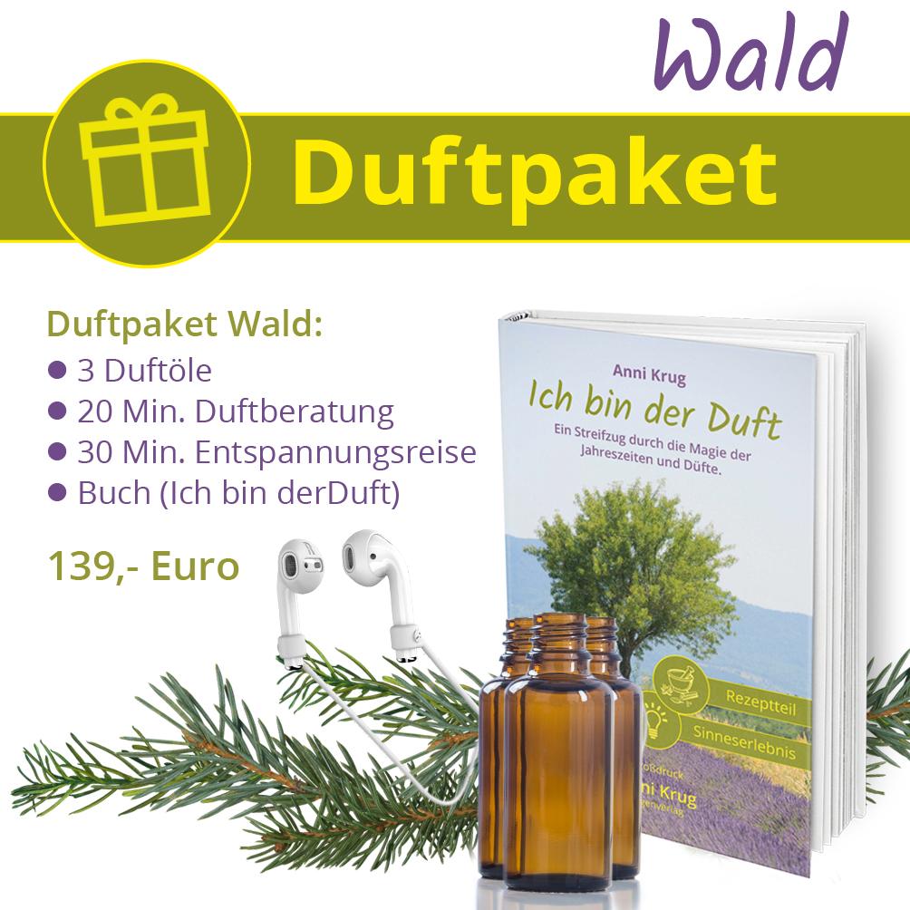 """Duftpaket """"Wald"""""""